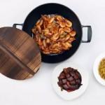 Chảo gang đúc Trung Hoa Xiaomi Yiwuyishi