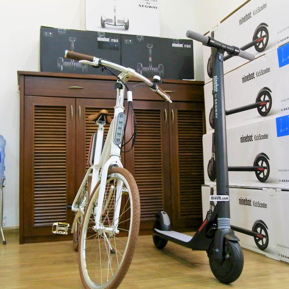 Xe điện Ninebot KickScooter ES1 (Bản Quốc Tế)