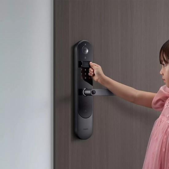 Khoá cửa thông minh tích hợp camera Aqara P100