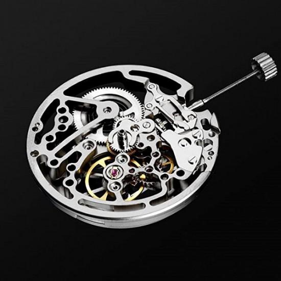 Đồng Hồ Cơ Ciga Z Titanium ( Bản quốc tế, loại 2 dây đeo)