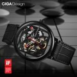 Đồng hồ cơ CIGA Philosophy Z021