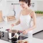 Bộ dụng cụ nấu ăn gỗ sồi Xiaomi Yiwuyishi
