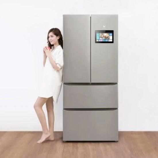 Tủ lạnh thông minh Viomi kiểu Pháp