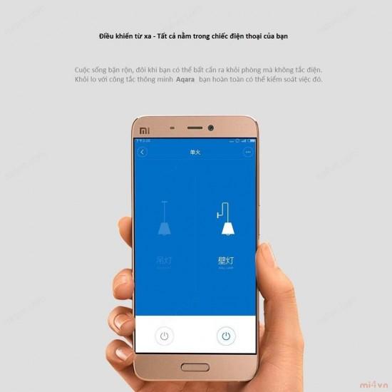 Công tắc thông minh Xiaomi Aqara