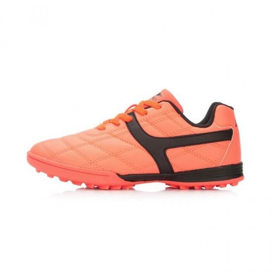 Giày bóng đá trẻ em LiNing TF màu Cam