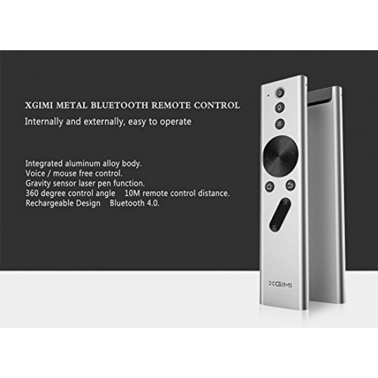 Bluetooth Remote control for Xgimi H1, Z4X, Z4 Air