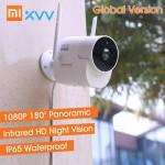 Camera IP Ngoài trời XiaoVV Full HD 1080p góc 180 độ (Bản quốc tế)